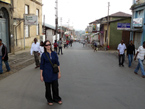 V ulicích Addis Abeby