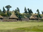 Etiopská vesnice