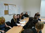 Zahraniční studenti na KPA