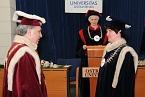 Inaugurace děkanky Přírodovědecké fakulty OU