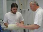 Praktická výuka studentů oboru Ortotik-protetik (2007/2008)