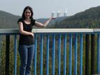 Jaké to je být jen několik desítek metrů od jaderného reaktoru?