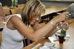 Absolventi studia učitelství chemie opět zasedli do lavic své alma mater