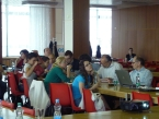 Spring School for Master- and PhD Students in Social Work in Europe 2011