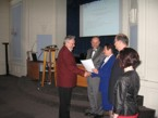 Závěrečná konference projektu Vývoj a školení systémů vlastního hodnocení škol v Moravskoslezském kraji
