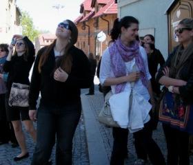 Čáslav; na stopě převratů znamenitých v 15. století v zemích českých