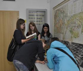 Geografie a biologie hrou