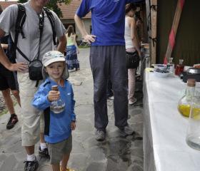 Chemie na Slezskoostravském hradě 2011 - pátek