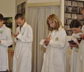 Chemie na Slezskoostravském hradě 2011 - sobota