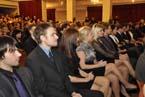 Promoce absolventů PřF OU - listopad 2011