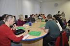 Informační schůzka ke studiu vybraných předmětů oboru aplikovaná informatika vrámci pilotního projektu dalšího vzdělávání
