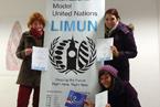 Studentky Politické a kulturní geografie se zúčastnily Modelu Spojených národů v Londýně (1/14)