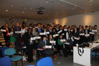 Studentky Politické a kulturní geografie se zúčastnily Modelu Spojených národů v Londýně (10/14)