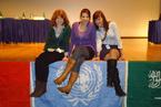 Studentky Politické a kulturní geografie se zúčastnily Modelu Spojených národů v Londýně (2/14)