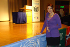 Studentky Politické a kulturní geografie se zúčastnily Modelu Spojených národů v Londýně (5/14)