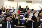 Studentky Politické a kulturní geografie se zúčastnily Modelu Spojených národů v Londýně (6/14)