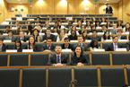Studentky Politické a kulturní geografie se zúčastnily Modelu Spojených národů v Londýně (9/14)