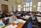 Mezinárodní jury při přípravě soutěžních úloh