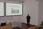 Hydrologický seminář  - příspěvek Ing. Arnošta Hoška (ČHMÚ)