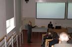 Hydrologický seminář – stav hydrologie na Slovensku – doc. Milan Trizna (PRIF UK v Bratislavě)