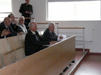 Hydrologický seminář – laureáti: zleva Ing. Rostislav Sochorec a prof. Vladislav Kříž