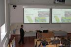 Hydrologický seminář  - doc. Jan Unucka o hydrologických výzkumech na KFG PřF OU