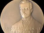 Medaile A. R. Harlachera (zdroj web ČHMÚ)