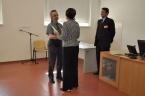 SVK PřF OU 2012 - registrace, zahájení SVK a raut (20/32)