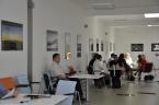 SVK PřF OU 2012 - registrace, zahájení SVK a raut
