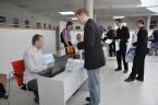 SVK PřF OU 2012 - registrace, zahájení SVK a raut (4/32)