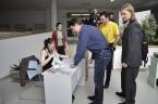 SVK PřF OU 2012 - registrace, zahájení SVK a raut (5/32)