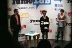 Finále soutěže FameLab 2012<br>Copyright: Martin Mucha