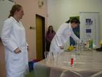 Chemické hrátky ke Dni dětí