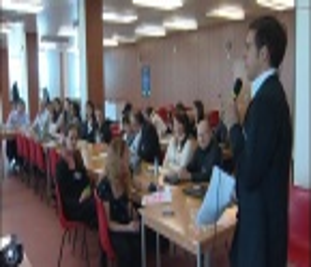 Jarní škola sociální práce v Evropě 2012