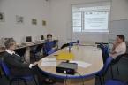 Akademici na setkání k podrobným informacím k projektu OKAPOUSU