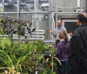 Botanická zahrada Přírodovědecké fakulty se otevřela i školákůmCopyright: Marie Opálková