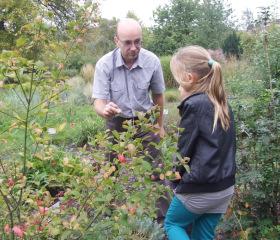 Botanická zahrada Přírodovědecké fakulty se otevřela i školákům