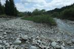 Terénní seminář fluviální geomorfologie v Zakopané 2012 - řeka Belá pod Vysokými Tatrami