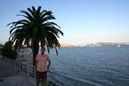 Fotka z dovolené v jižní Francii