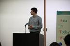 Mgr. Lukáš Laš, student 2. ročníku doktorského studijního oboru Politická a kulturní geografie, katedra sociální geografie a regionálního rozvoje