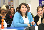 Přednášek se zúčastnil velký počet studentů všeobecného lékařství i nelékařských oborů všechny. Vyslechli je s nevšedním zájmem a kladli i řadu všetečných otázek.  (7/36)