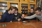Katedra fyziky vzdělávala středoškoláky na semináři z termiky