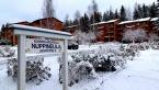 Neulamäki - zde jsme bydlely, zima