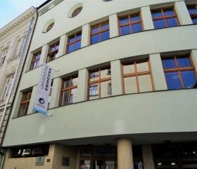 Budova Univerzitní knihovny