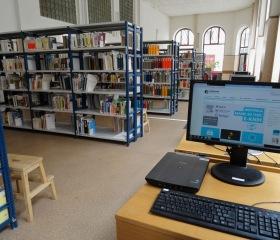 Univerzitní knihovna OU (13/24)