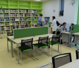 Studovna Pedagogické fakulty