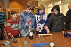 Zábavné odpoledne s fyzikou pro nadané děti z Ostravska