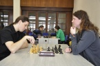 Šachový turnaj Táhni! 2013
