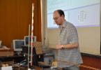 Gymnazisté velektromagnetickém poli