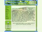 Web Oddělení botaniky (2/2)